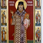Sfântul Pahomie de la Gledin, Episcopul Romanului