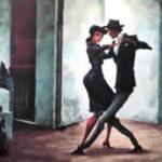 Tango argentinian la Moinești